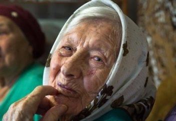 Россия побила рекорд по числу долгожителей. В России ускорилась убыль населения