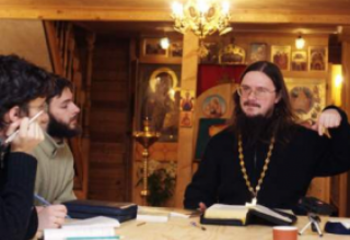 Мұсылман орыстың поппен айтысы