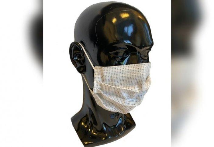 Вирусты залалсыздандыратын маска жасалды (фото+видео)