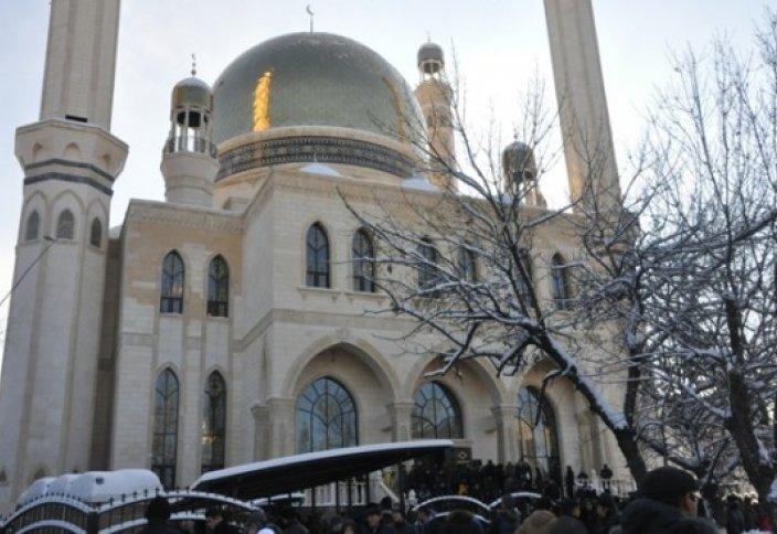В Алматы открыта новая мечеть