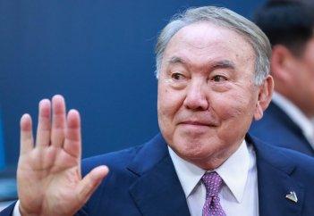 Президент Казахстана Нурсултан Назарбаев сложил полномочия
