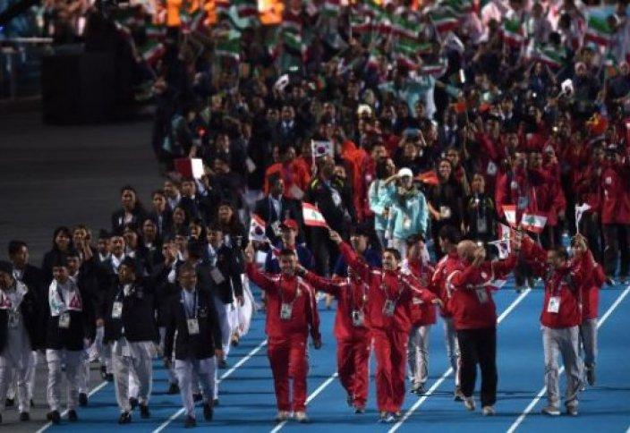 Завершение XVII летних Азиатских игр