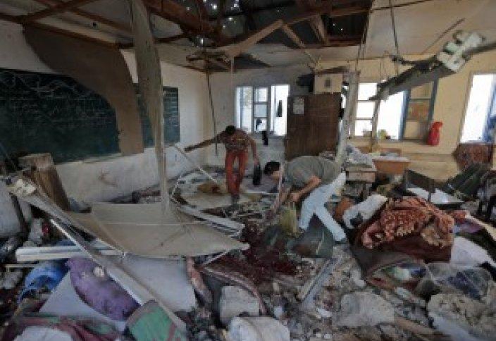 Арнайы комиссия Газадағы шабуылға ұшыраған нысандарды тексереді