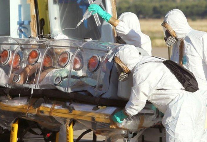 Эбола безгегінен қанша дәрігер опат болды?
