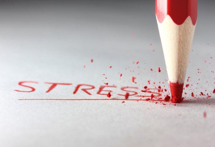 Денсаулық: Стресс адамды батыл қадамға итермелейді