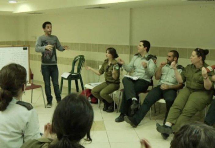 Израильде мүмкіндігі шектеулі жандар жауынгерлік борышын атқара алады