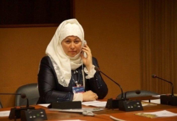 Государственная Дума пополнилась председателем Союза мусульманок