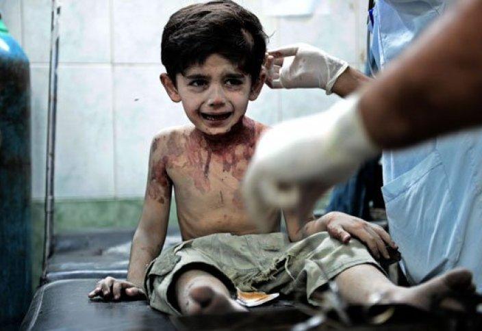 Сириядағы соғыстан 200 мыңнан аса адам қаза тапқан