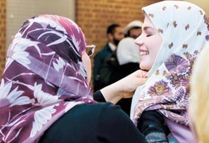 Американка узнала красоту Ислама и стала мусульманкой