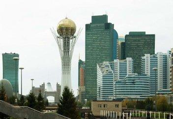На чьи деньги строилась столица Казахстана