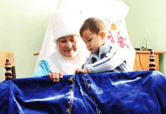 Қазақ отбасындағы ұл бала тәрбиесінің ерекшеліктері