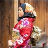 Кимоно с хиджабом: как японцы создали уникальную одежду для мусульманок (ФОТО)