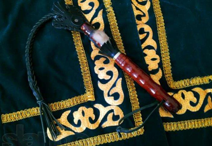 Казахский мужской костюм