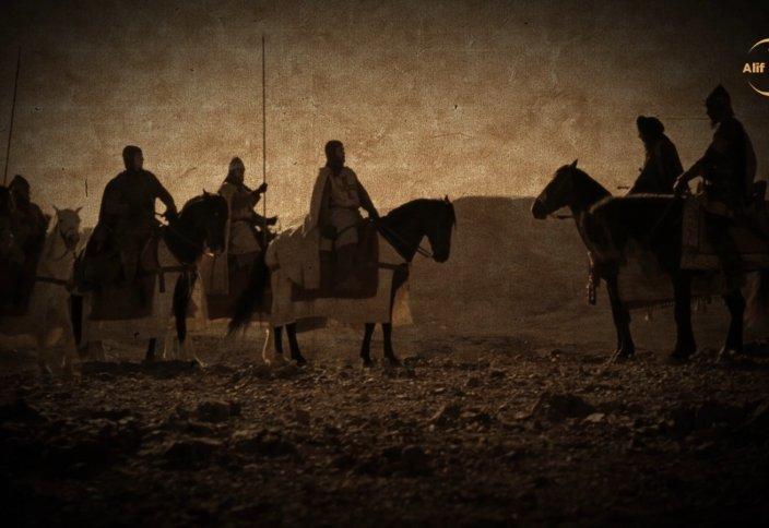 Крестовые походы: Битва за Иерусалим. Турок, сельджукский полководец Зенги