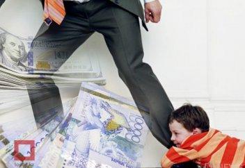 Сколько казахстанцев осудили за невыплату алиментов