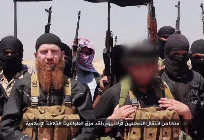 ИСИМ содырлары мешітті жарып жіберді