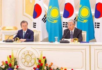 Сотталған адамдарды беру, ғарышты игеру: Кореямен жаңа келісімдер бекітілді