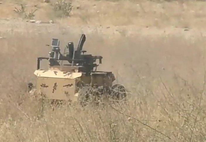 Иранның әскери роботтары (видео)