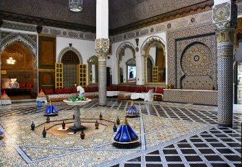 Фес – центр исламской культуры