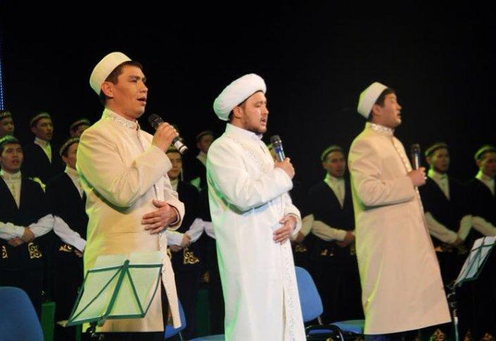 Астанада мүбәрак мәуліт кеші өтті (ФОТО)