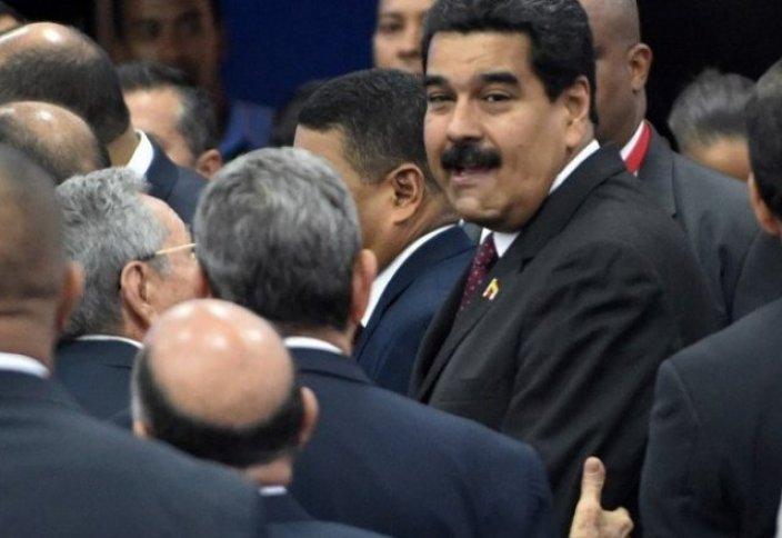 Америка саммитіне Венесуэла президентінің сыңары келді