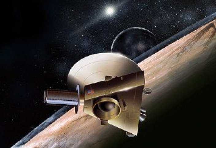 9 жыл бұрын ұшырылған NASA кемесі Плутонға жақындады